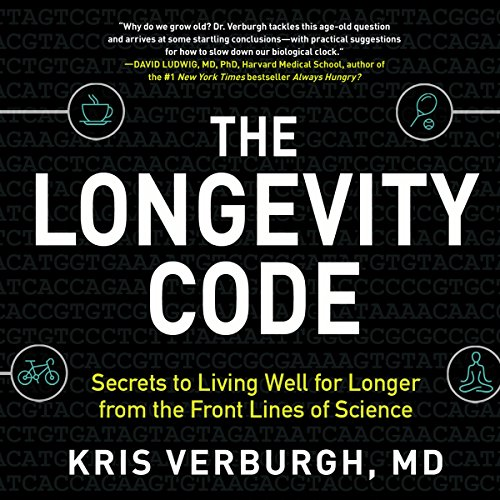 The Longevity Code: The New Science of Aging Audiobook [Free Download by Trial] thumbnail