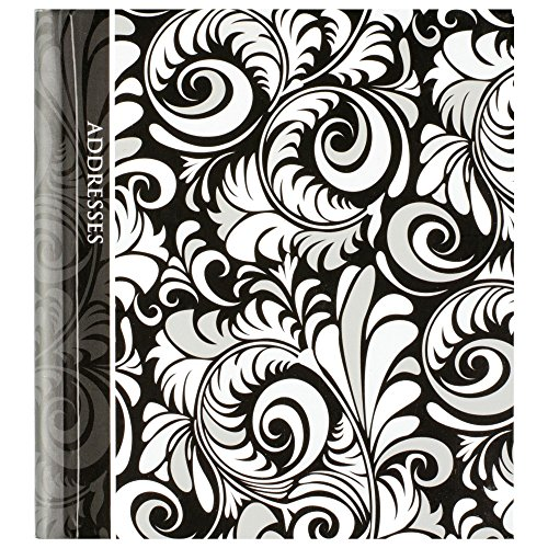 AT-A-GLANCE Telephone / Address Book, Compact, 5.5 x 6.25 Inches, Assorted Cover Designs - Color May Vary (TL771-10)