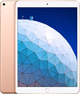 Apple iPadAir (10.5-inch, Wi-Fi, 64GB) - Gold (Renewed)
