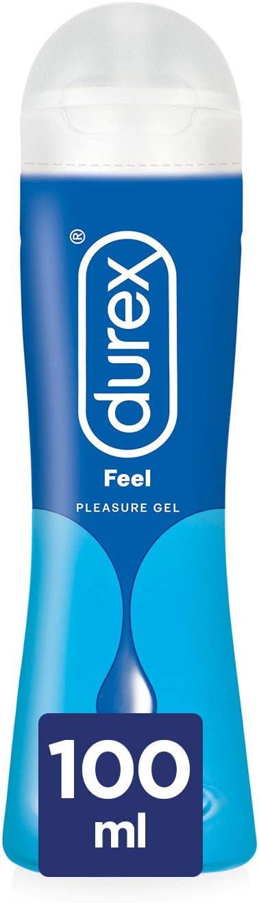 Durex Lubricante Original Base Agua - 100 ml