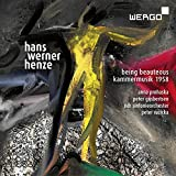 Henze:Being Beauteous [Anna Prohaska; Peter Gijbertsen; NDR Sinfonieorchester, Peter Ruzicka] [Wergo: WER 73342] by Anna Prohaska