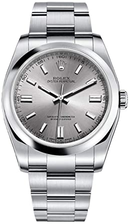Amazon Com Rolex Oyster Perpetual 36 116000 Watches