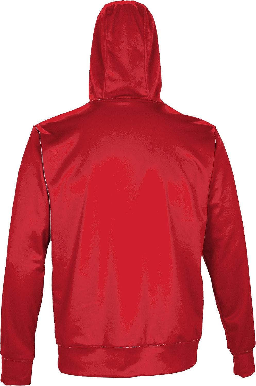 Solid ProSphere University of Louisiana at Lafayette Mens Pullover Hoodie School Spirit Sweatshirt