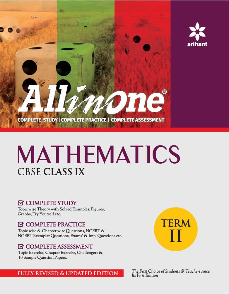 All in One Mathematics CBSE Class 9 Term - II: Amazon in
