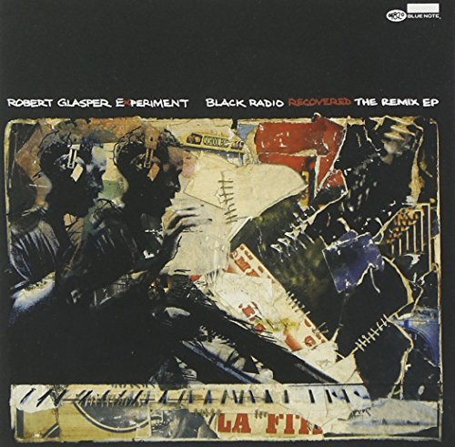 Black Radio Recovered: The Remix (Experiment Cd)