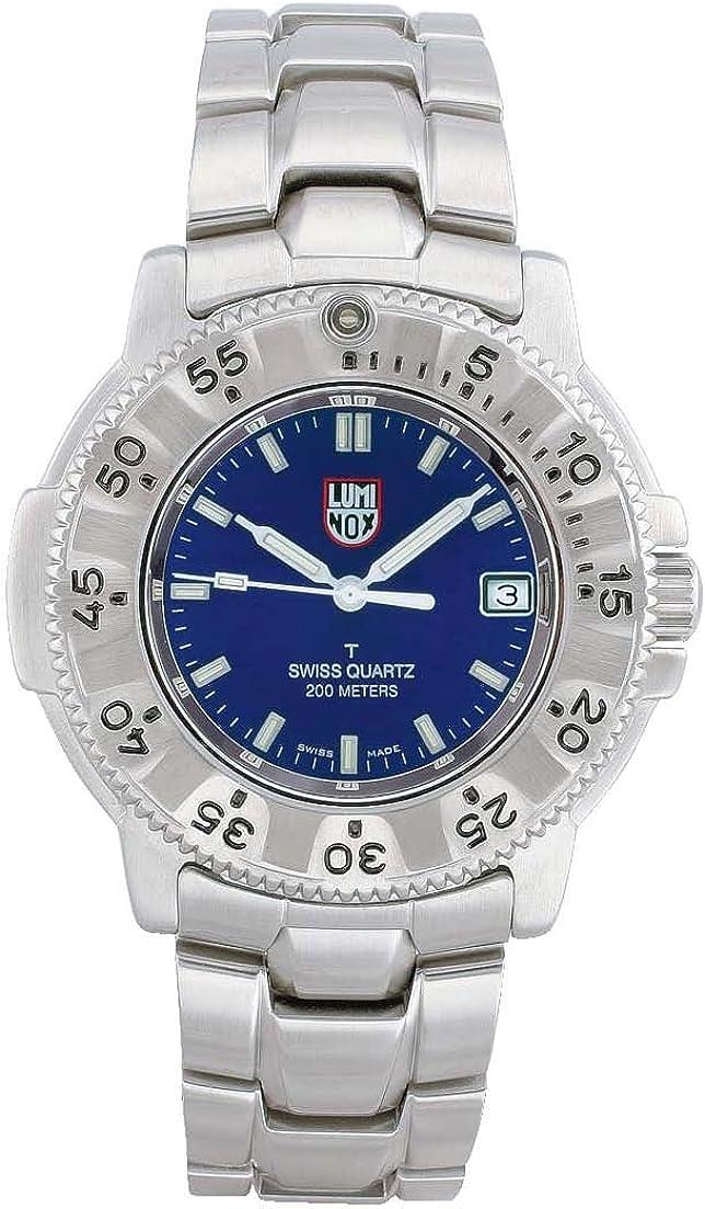 Luminox Men's 3204 Navy SEAL Steel Dive Watch