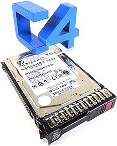 HP 653960-001 - HP 300GB 15K 6G SFF SAS SC HDD