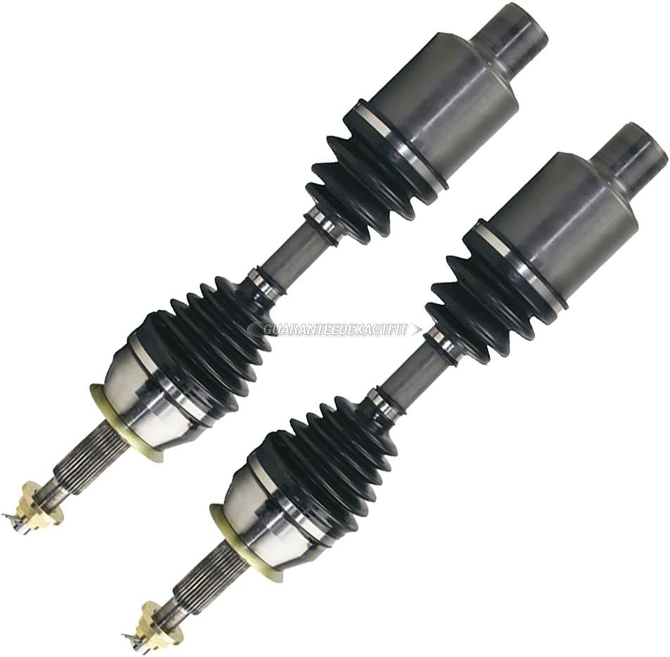 For Dodge 01 03 Durango 01 04 Dakota 2 100/% NEW CV Drive Shaft Axle Ball Joints