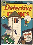 Detective #68 DC Golden Age Batman CGC 1.8 first cover appearance of Two Face