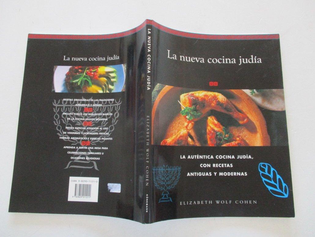 La Nueva Cocina Judia Spanish Edition Elizabeth Wolf Cohen
