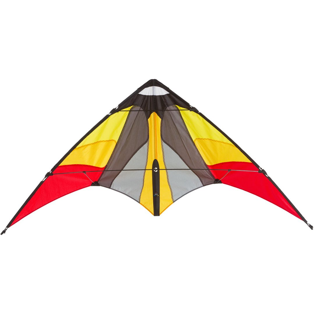HQ Kites and Designs 117607 Cirrus Ruby R2F Kite