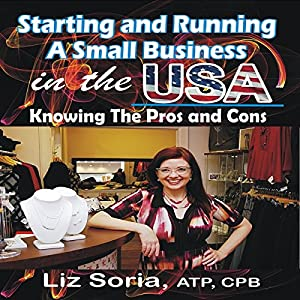 Starting and Running a Small Business in the USA Audiobook
