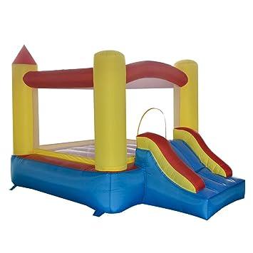 Mini Castillo Hinchable saltarin: Amazon.es: Juguetes y juegos