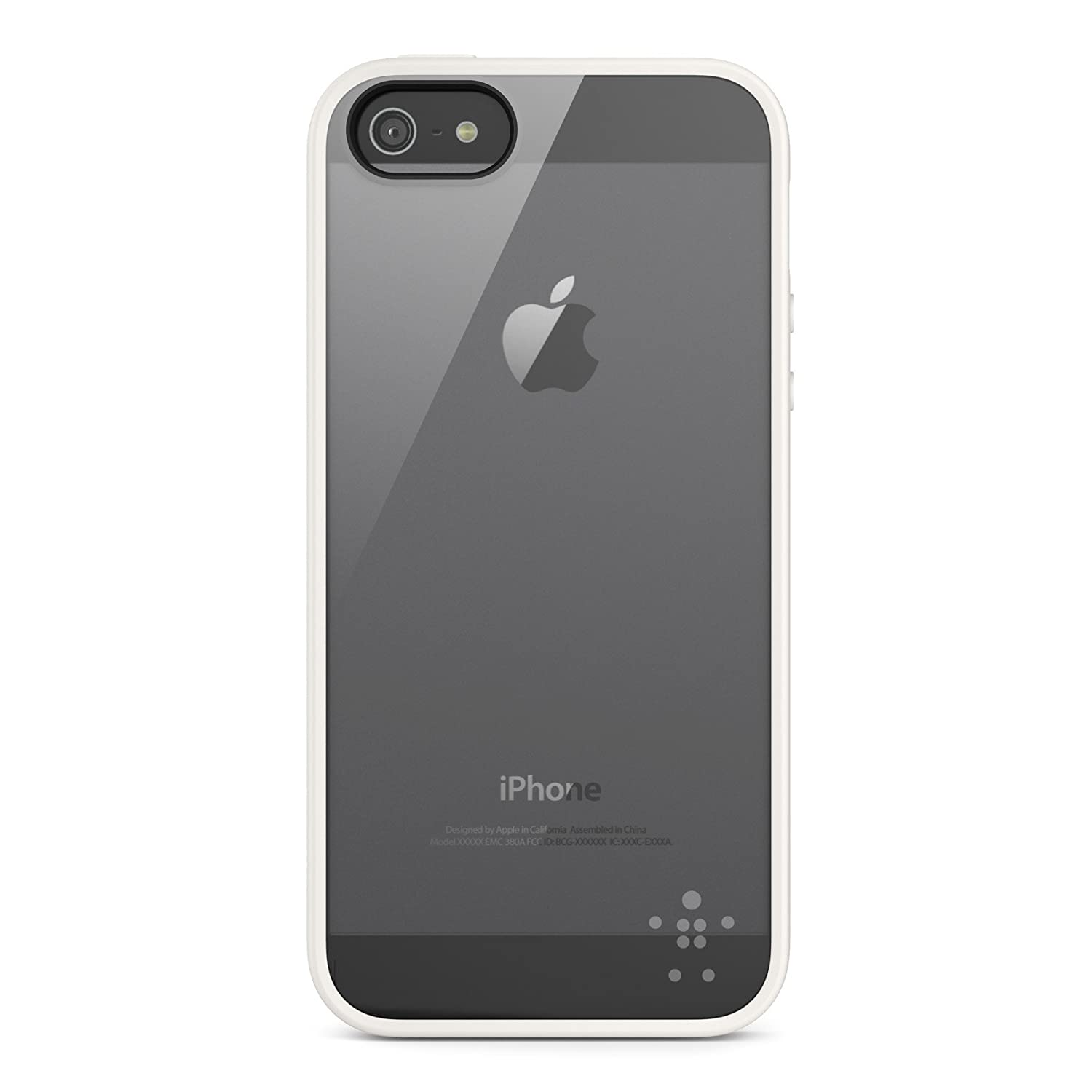 Amazon.com: Belkin View Case for iPhone 5 / 5S and iPhone SE ...