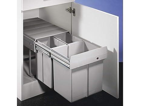 Trenta 6 Abfallsammler/Trennsystem/Mülleimer: Amazon.de: Küche U0026 Haushalt