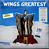 Beatles Paul McCartney ' WINGS GREATEST HITS ' REMASTERED 180 Gram High Quality German Pressing New Factory Sealed w/ Stickers