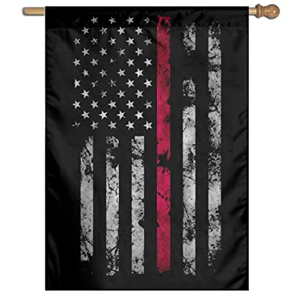 amazon com nutaer firefighter thin red line american flag vertical
