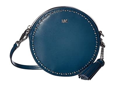 2bb9de2350a5 Image Unavailable. Image not available for. Color: Michael Kors Canteen  Medium Crossbody ...