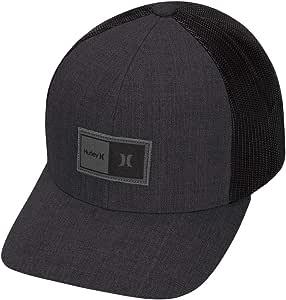 Hurley M The Regular Hat Gorras, Hombre, Negro, Talla Única ...