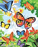 Royal and Langnickel Colour By Number Pencil, Butterflies