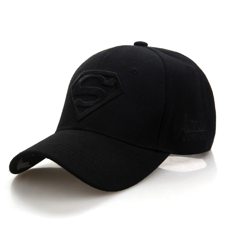 New Brand Baseball Cap Superman Hat Snapback Casual Outdoor For Men Hats Women