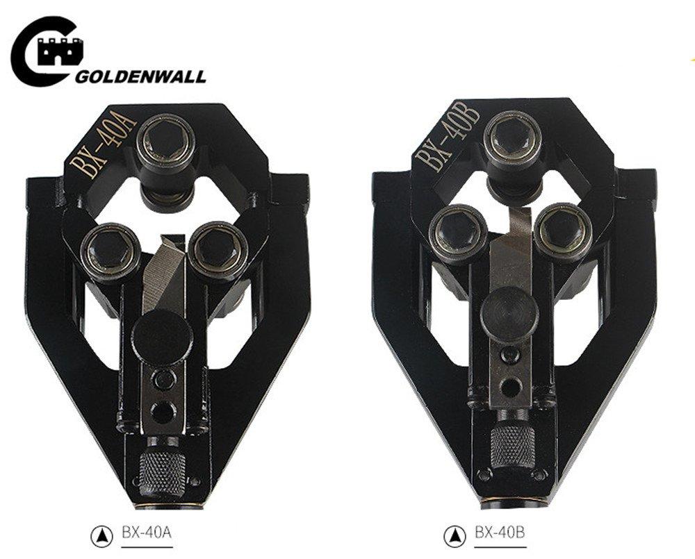 CGOLDENWALL BX-30 BX-40A BX-40B BXQ-50B BXQ-80B ワイヤーカッター、ワイヤーカット、ワイヤーストリップ、電工ペンチ (BX-40A/BX-40B) B074J5Q2ZS BX-40A/BX-40B