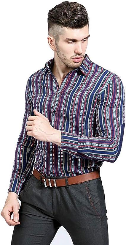Camisas para hombre manga casual Camisas para hombres ...
