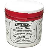 Borax Flux 8 Oz. Container
