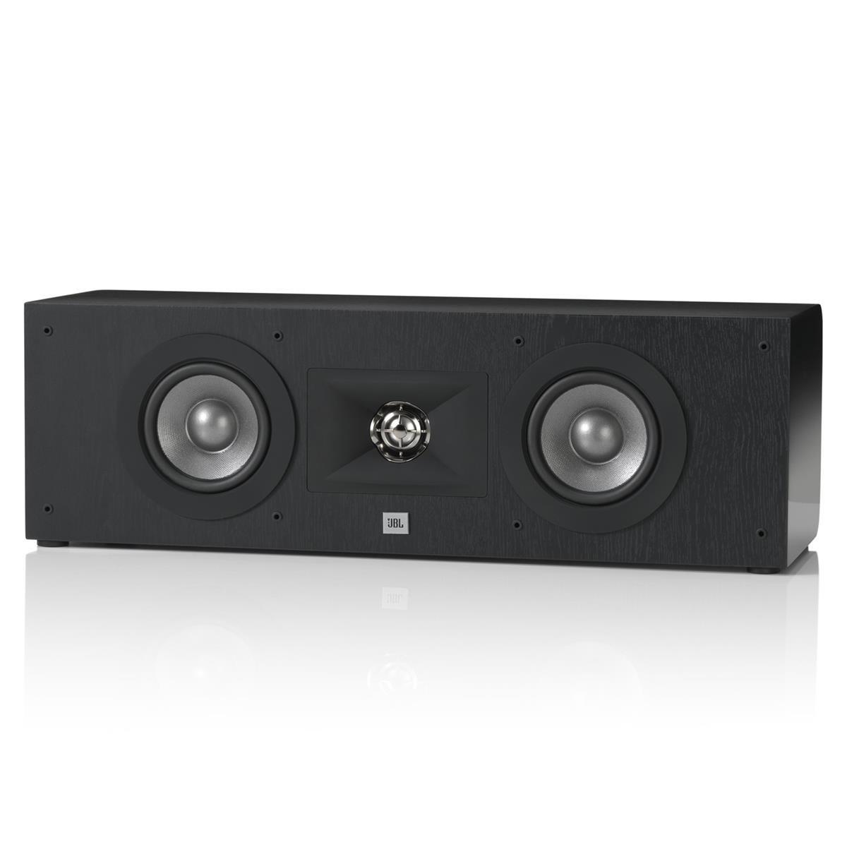 JBL Studio 225C Dual 4-Inch 2-Way Center Channel Loudspeaker by JBL