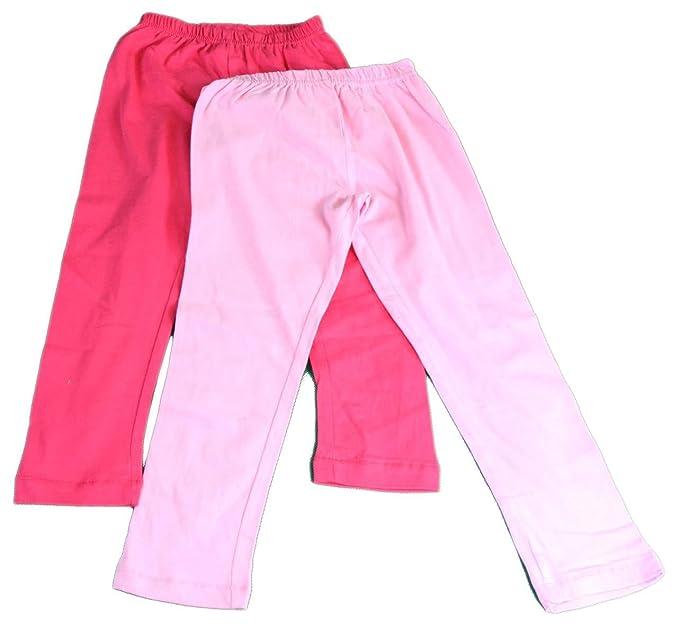 Jacky Ropa interior larga, juego de 2 de tricot - 98/104 - rosa