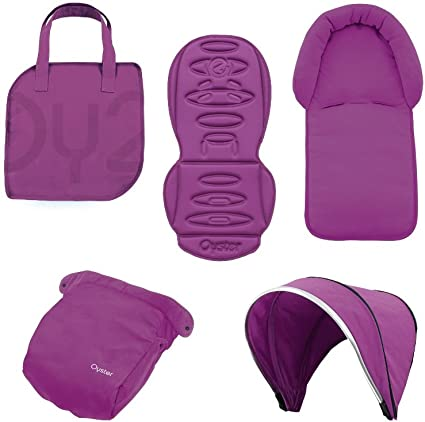 Babystyle Oyster Colour Pack Bag Only Grape