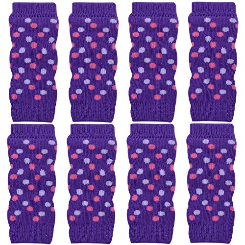 Guardians Dog Leg Warmers Pet Warm Socks Large Legs Protector Wraps, Set of 2
