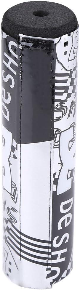 Black pitbike nulala Round Motorcycle Crossbar Pad Handlebar Crossbar Bar Pad Protector for Motocross Dirt Bike ATV Quad