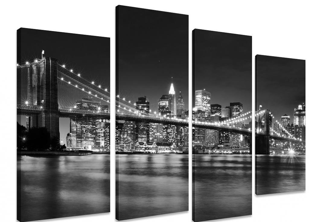 Nyc Skyline Canvas