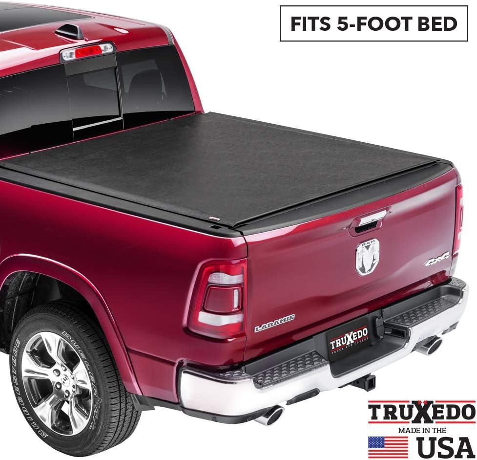 TruXedo 555901 Lo Pro QT Tonneau Cover for Toyota Tacoma