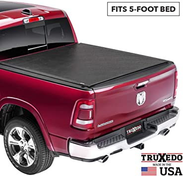Amazon Com Truxedo Lo Pro Soft Roll Up Truck Bed Tonneau Cover 556001 Fits 16 20 Toyota Tacoma 5 Bed Automotive