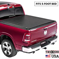 TruXedo Lo Pro Soft Roll Up Truck Bed Tonneau Cover | 556001 | fits 16-20 Toyota Tacoma 5' bed