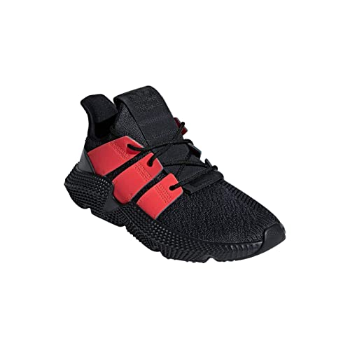 100% authentic 7d10a 45248 adidas PROPHERE, Scarpe da Ginnastica Uomo, Nero Solar Red Carbon, 40 2 3  EU  Amazon.it  Scarpe e borse