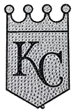Kansas City Royals Bling Auto Emblem - Licensed MLB Baseball Merchandise