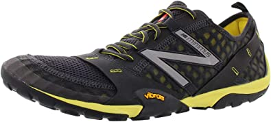 New Balance Minimus 10, Zapatillas de Running para Asfalto para Hombre, Gris (Grey/Yellow GG), 49 EU: Amazon.es: Zapatos y complementos
