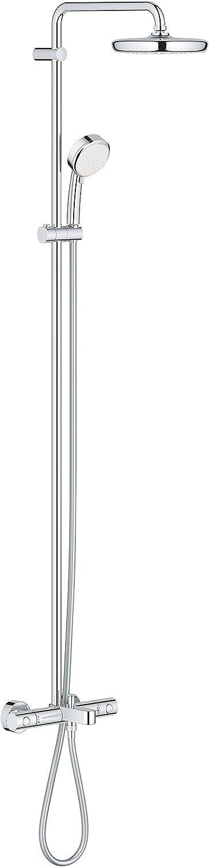 Aqualisa Hydramax Douche Haute Pression HP cartouche thermostatique vert 265501