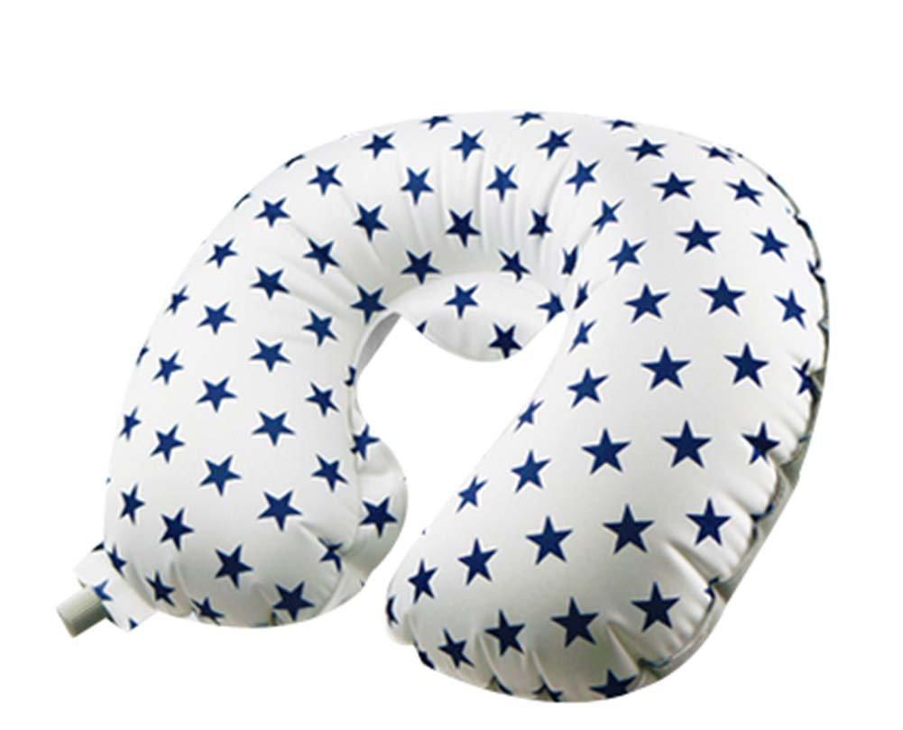 アウトドア旅行枕U型首枕授乳枕Napインフレータブル枕 B01LZ4COKI