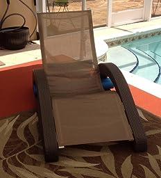 Amazon Com Swimways Terra Sol Riviera Chaise Pool Lounge