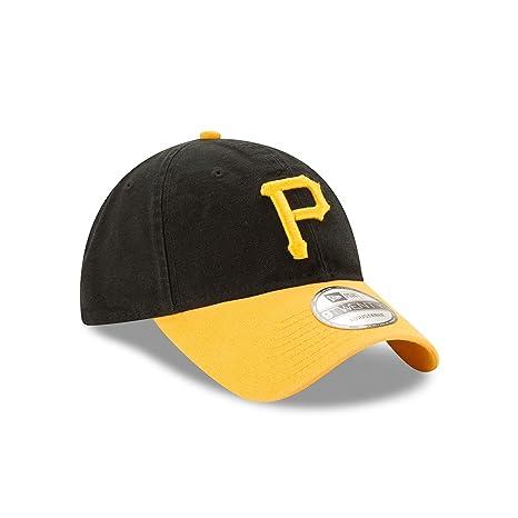 Amazon.com   Pittsburgh Pirates 1967 2 Tone Core Classic 9TWENTY Hat ... 0dedd16237a9