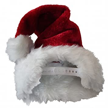 Amazon.com  Snapback Santa Hat- Adjustable  Health   Personal Care 9fd61326a26