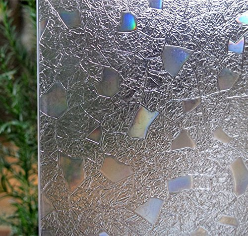 Bloss 3D Static Cling Window Film Stained Glass Window Film