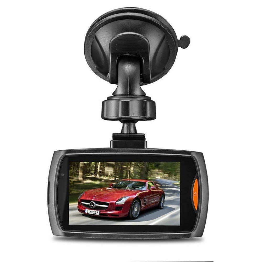 6,9/cm Veicolo Vid/éo Registratore Voiture DVR 2,7/Pollici Schermo LCD Full HD 1080p 100/Gradi Products Ampio Angolo di Visione Notturna Veicolo fotocamera Vid/éo Registratore Dash Cam