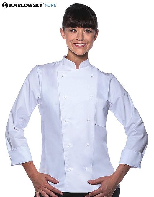 Karlowsky - Giacca da Chef - Uomo-Donna  Amazon.it  Abbigliamento 9aba0000ceef