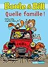 Boule et Bill : Quelle Famille ! par Joly