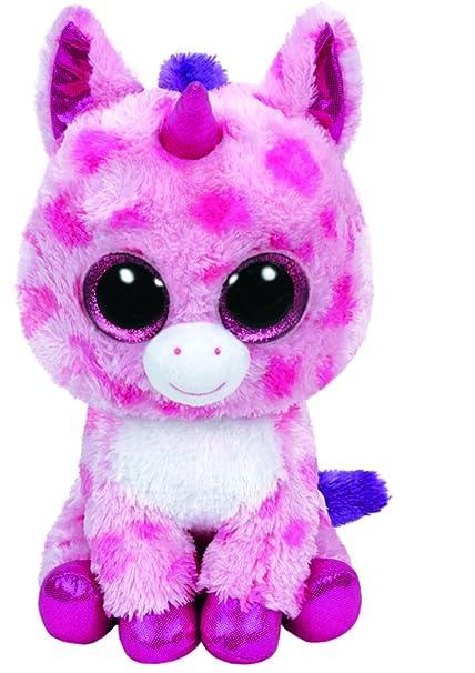 Ty Beanie Boos Sugar Pie Unicorn Medium Size Plush - 9